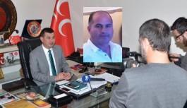 MHP Alanya ilçe başkanına çok sert muhtar eleştirisi!