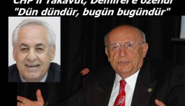 Takavut, önceki CHP yönetimlerine böyle göndermede bulundu...!