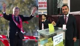 Toklu, AK Parti Büyük Kongre Delegesi seçildi