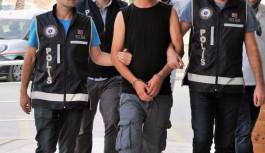 Alanya'da 11 sokak satıcısı tutuklandı