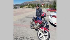 Alanya'da çaldırdı, Seydişehir'de buldu