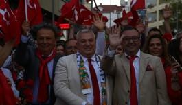 ALTSO seçimlerinin galibi Mehmet Şahin