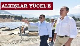 Başkan Yücel, Alanya'nın kasasını bu projeyle doldurdu