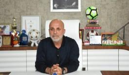 Çavuşoğlu çok net konuştu: Bu takım ligde kalacak
