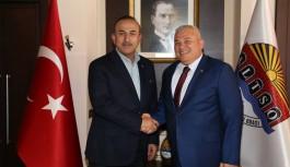 Çavuşoğlu: Mehmet Şahin beni çok yordu...!