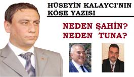 Hüseyin Kalaycı'nın köşe yazısı: