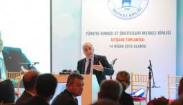 Tarım Bakanı Alanya'da konuştu