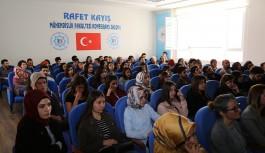 TÜBİTAK bilim dergileri ekibi ALKÜ'de