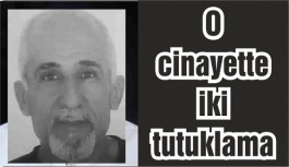 Alanya'daki cinayete tutuklama