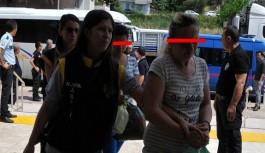 Alanya'daki fuhuşa büyük tutuklama