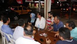 Ak Parti ve MHP buluştu