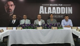 Alaaddin' belgeselinin çekimi Alanya'da başlıyor