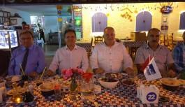 ALSİAD'tan ikinci iftar daveti
