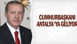 Kaçıncı gün Antalya'da olacak. İşte haberin detayı...