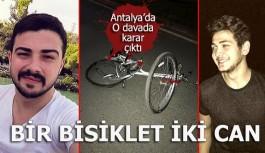 Bir bisiklet iki can