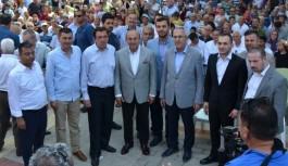 Cumhur İttifakın'ın Alanya temsilcileri buluştu