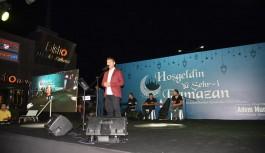 Konaklı'da Ramazan şenliği
