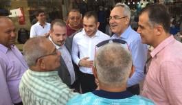 """Milletvekili Aydın: """"Türkiye'nin şahlanışını durduramayacaklar"""""""