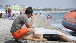 Rus turist boğuldu