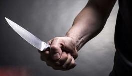 Alanya'da Bıçaklı Kavga