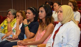 ALKÜ'de kadınlarda üroloji anlatıldı