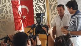 Çavuşoğlu, görevi törenle Korkmaz'a devretti