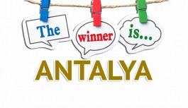 Almanya paket tur pazarının ağustos ayı şampiyonu Antalya