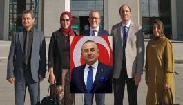 Bakan Çavuşoğlu, Alanya heyeti için başdanışmanını görevlendirdi