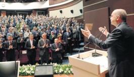 Erdoğan'dan yerel seçim mesajları: İttifak imkânını değerlendiririz
