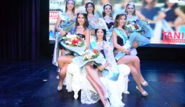 Miss Mediterranean 2018 Kraliçesi Aylin Sevgili oldu...