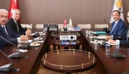 AK Parti ve MHP arasındaki ittifak görüşmesi sonrası açıklama