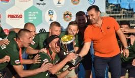 Alanya da Şampiyon Lokomotiv oldu