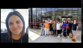 Alanya'daki cinayet davasına kadınlardan destek