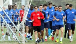 Antalyaspor'da Alanyaspor hazırlığı