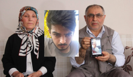 Gurbetçi aile, Alanya'da oğullarını arıyor