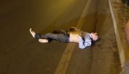 Kestel'de iki önce meydana gelen kazada yaralanan...