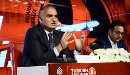 Turizm Bakanından nitelikli turist  açıklaması