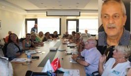 Yabancılar meclisi, Karaoğlu başkanlığında yapıldı