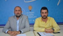 Ak Parti Kiriş başkanlığında toplandı