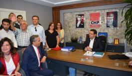 CHP Antalya il başkanından adaylık açıklaması