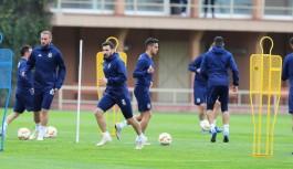 Fenerbahçe,  Alanyaspor maçı hazırlıklarına başladı