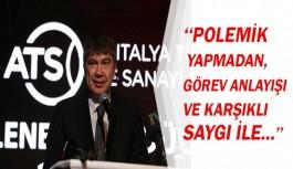 Türel, belediye başkanlarına teşekkür etti