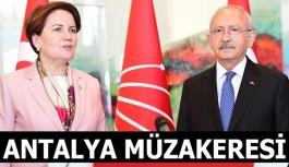 CHP - İYİ Parti hattında 5 ilçede müzakere