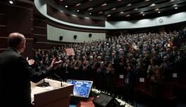 Erdoğan, 14 belediye başkan adayını açıkladı