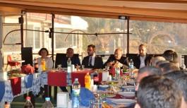 Ak Parti mahalle başkanlarıyla buluştu!