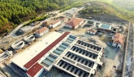 Alanya'da 37 milyon metreküp su arıtıyor