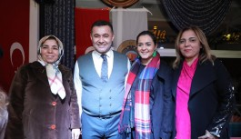 Başkan Yücel, Küçük, Büyük Hasbahçe ve Bektaş mahallesi sakinleriyle buluştu!
