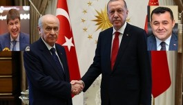Cumhur İttifakı'nda açıklanmayan 25 ilçe MHP'ye verildi