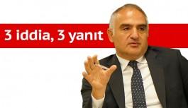 Mehmet Nuri Ersoy şirketi ile ilgili iddialara ne yanıt verdi?