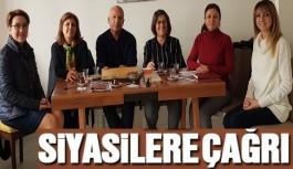 Alanya'daki siyasi partilere çağrı!